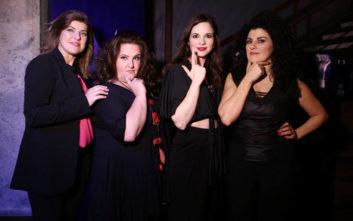 Η Nova γιόρτασε την ολοκλήρωση των γυρισμάτων της νέας σειράς «Μαμάδες στο Παγκάκι»