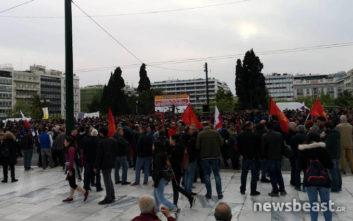 Στη Βουλή πανεκπαιδευτικό συλλαλητήριο ενάντια στο νομοσχέδιο του Υπ. Παιδείας