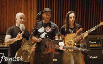 Game of Thrones: Τρεις νέες κιθάρες από τη Fender