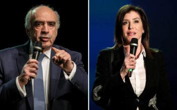 Ευρωεκλογές 2019: Μεϊμαράκης και Ασημακοπούλου παραιτήθηκαν από βουλευτές