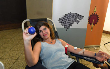 «Bleed For The Throne», με επιτυχία ολοκληρώθηκε η δράση εθελοντικής αιμοδοσίας από τη Nova και το Ε.ΚΕ.Α