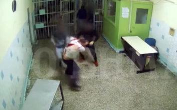 Σάλος με το βίντεο της εν ψυχρώ δολοφονίας στις φυλακές Κορυδαλλού