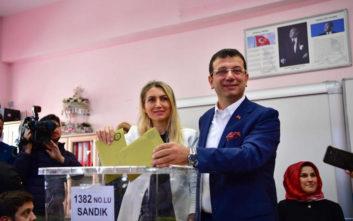 Ο νέος δήμαρχος Κωνσταντινούπολης χορεύει ποντιακά