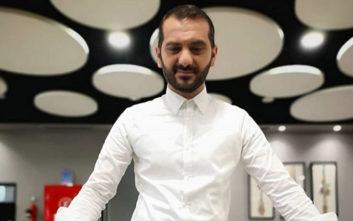 Ο Λεωνίδας Κουτσόπουλος «τρόλαρε» το GNTM 2 με ΠΑΣΟΚ και το κόμμα τού απάντησε