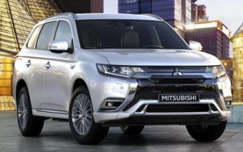 To Mitsubishi Outlander PHEV έπιασε το ορόσημο 200 χιλιάδων πωλήσεων
