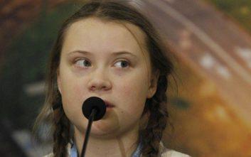 Η «πολύ αφελής» 16χρονη που θέλει να κάνει τον κόσμο καλύτερο