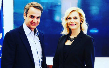 Η δημοσιογράφος Έμη Λιβανίου υποψήφια με τη ΝΔ στις εκλογές