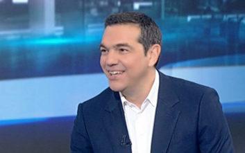 Αλέξης Τσίπρας: Δεν σκέφτηκα το κόστος για τη Συμφωνία των Πρεσπών