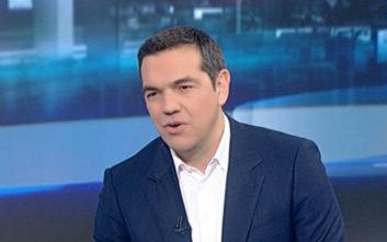 Αλέξης Τσίπρας: Δεν κάνω πίσω, οι εκλογές θα έρθουν στην εξάντληση της τετραετίας