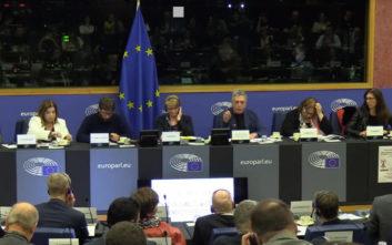 Ο Τζούλιαν Άσανζ τιμήθηκε σε εκδήλωση στο Ευρωκοινοβούλιο