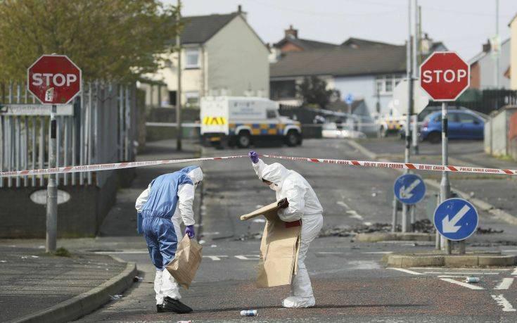 Δύο συλλήψεις για τη δολοφονία της δημοσιογράφου στη Βόρεια Ιρλανδία