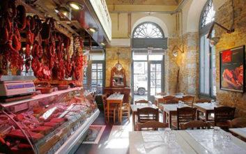 Τρία αυθεντικά μεζεδοπωλεία στην καρδιά της Αθήνας