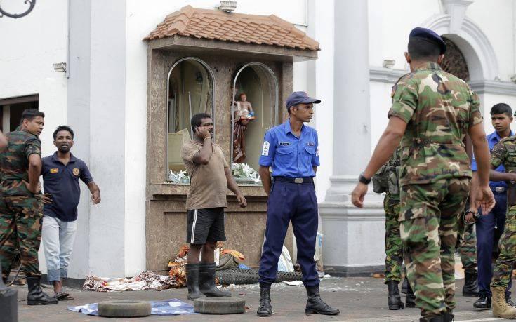 Εκατόμβη νεκρών στη Σρι Λάνκα: Μπαράζ βομβιστικών επιθέσεων σε εκκλησίες και ξενοδοχεία