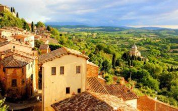 Τρία άγνωστα και όμορφα χωριά στην υπέροχη ύπαιθρο της Τοσκάνης
