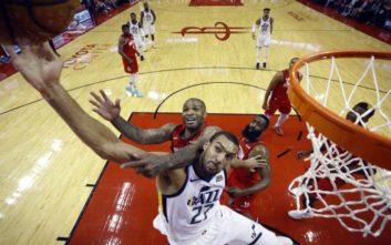 NBA: Πέρασαν τους Τζαζ και ετοιμάζονται για Ουόριορς οι Ρόκετς