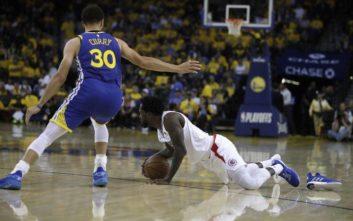 NBA: Το σκληρό επιθετικό φάουλ του Γκριν και το «ιπτάμενο» παπούτσι