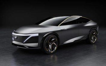 Το νέο sedan της Nissan στο Σαλόνι Αυτοκίνητου της Σαγκάης