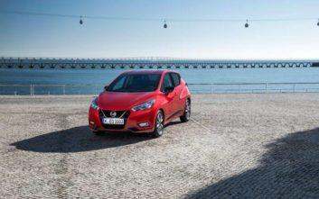 Διαθέσιμο με αυτόματο κιβώτιο Xtronic το Nissan Micra