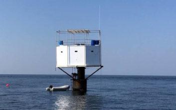 Το «σπίτι στη θάλασσα» που μπορεί να οδηγήσει ένα ζευγάρι στον θάνατο