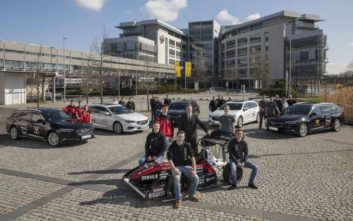 Η Opel στο πλευρό Ομάδων Formula Student