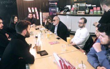 Κουρουμπλής: Υποχρέωσή μας να ακούμε τη νέα γενιά