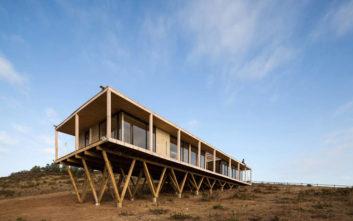 Το σπίτι που έγινε αντικείμενο συζήτησης στον αρχιτεκτονικό κόσμο
