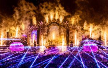 Το μεγαλύτερο φεστιβάλ ηλεκτρονικής μουσικής έρχεται στην Αθήνα