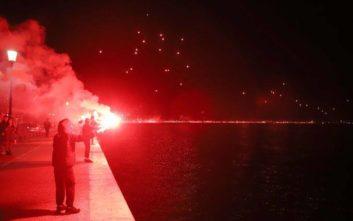 Φωτιά στη Θεσσαλονίκη για το πρωτάθλημα του ΠΑΟΚ