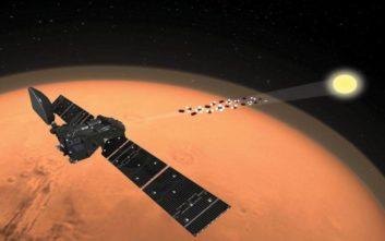 Άφαντο και πάλι το μεθάνιο στον Άρη