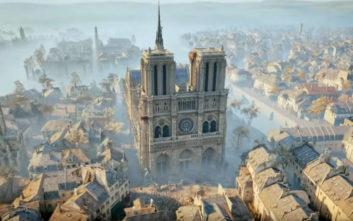 Πώς ένα videogame μπορεί να σώσει την Παναγία των Παρισίων