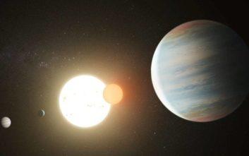 Η ανακάλυψη εξωπλανήτη που προκάλεσε έκπληξη στους αστρονόμους