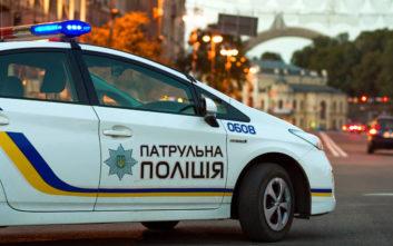 Συνελήφθη ο ένοπλος που σκόρπισε τον πανικό στο Κίεβο