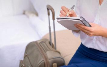 Τι πρέπει να τσεκάρεις κάθε φορά που διοργανώνεις ένα ταξίδι