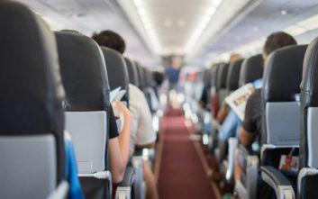 Τι δεν πρέπει να κάνετε στο αεροπλάνο
