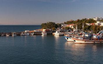 Σαμοθράκη: Απαγορεύθηκε προσωρινά ο απόπλους του επιβατηγού πλοίου «Ζέφυρος»
