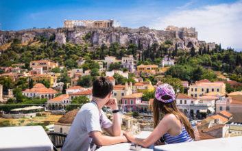 Conde Nast Traveler: Γιατί πρέπει να επισκεφτείτε την Αθήνα τώρα