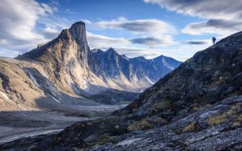 Η πιο απότομη και κάθετη πλαγιά βουνού στον κόσμο