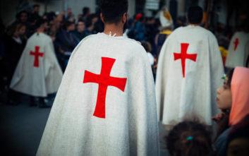 «Και πόλεμο και έρωτα έκαναν οι Σταυροφόροι στη Μέση Ανατολή»