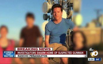 Το «μανιφέστο» του 19χρονου ένοπλου δράστη στη συναγωγή στο Σαν Ντιέγκο