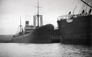 Ναυάγιο του Β' Παγκοσμίου Πολέμου ανακαλύφθηκε στην Αυστραλία