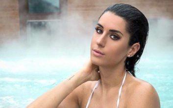 Η πανέμορφη αθλήτρια και μοντέλο με αδυναμία στην Ελλάδα που νίκησε τον καρκίνο