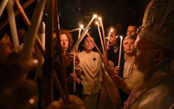 Βαρθολομαίος: Η Εκκλησία της Ορθοδοξίας βράχος σταθερός μέσα στα πανταχόθεν κύματα