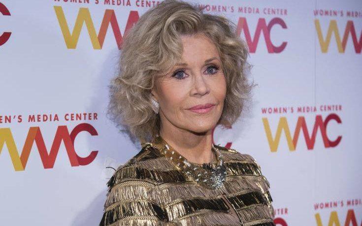 Το μήνυμα της Jane Fonda για τις γυναίκες μεγάλης ηλικίας