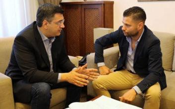Νέος αντιπεριφερειάρχης στην Περιφέρεια Κεντρικής Μακεδονίας