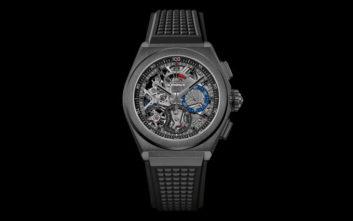 Ένα εκπληκτικό ρολόι από ανθρακόνημα αξίας 12.000 ευρώ