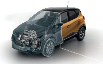 Νέος κινητήρας για το Renault Captur
