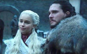 Game of Thrones: Το κύμα για να ξαναγυριστεί η 8η σεζόν γίνεται... τσουνάμι