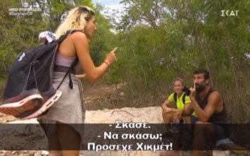 Survivor 3: Έβαλε τα κλάματα η Ρία από τα λόγια του Hikmet