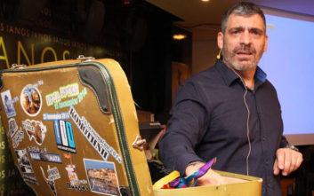Γιάννης Σερβετάς: Έχουμε τα πάντα, αλλά χάσαμε το χαμόγελο