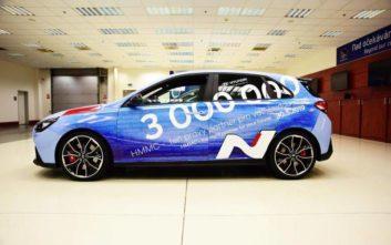 Η Hyundai γιορτάζει την παραγωγή 3.000.000 οχημάτων στην Τσεχία